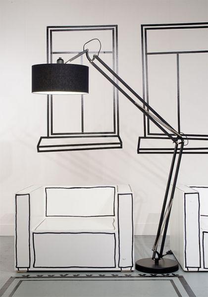 Stehlampe Milano von Its about Romi bei minimalinteria