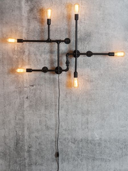 """Wandlampe """"Nashville"""" - Citylight Collection by It's about Romi"""
